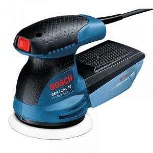 Bosch gex 125-1 ae levigatrice rotoorbitale 0601387500 - dettaglio 1
