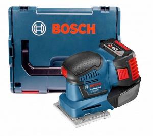Bosch gss 18v-10 levigatrice orbitale 06019d0201 - dettaglio 1