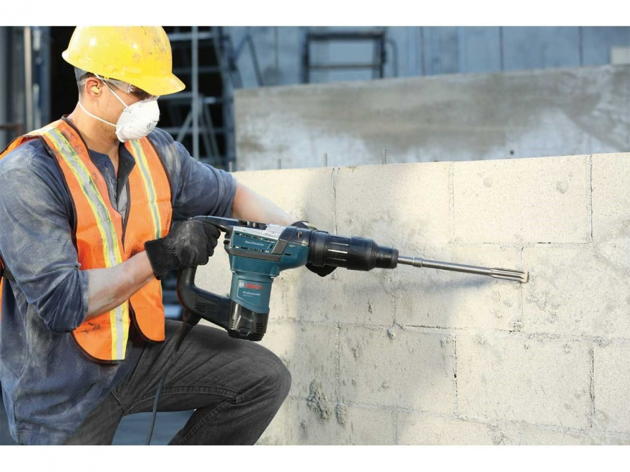 Bosch GBH 5-40 D Martello demolitore rotativo - dettaglio 2