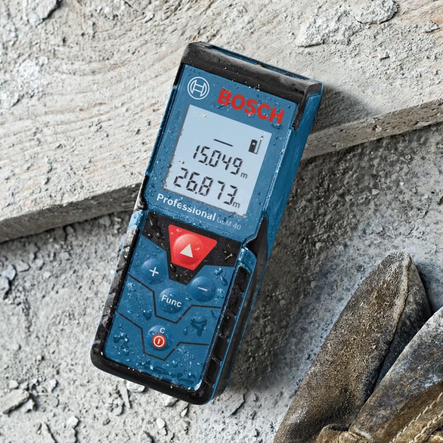 Bosch GLM 40 Misuratore laser - dettaglio 2
