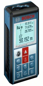 Misuratore laser bosch glm 100 c 0601072700 - dettaglio 1