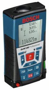 Misuratore laser bosch glm 150 0601072000 - dettaglio 1