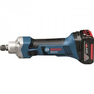 Bosch ggs 18 v-li smerigliatrice diritta 5,0 ah 06019b5307 - dettaglio 1