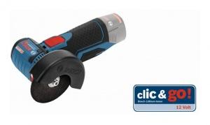 Bosch gws 12v-76 smerigliatrice angolare senza batterie 06019f2003 - dettaglio 1