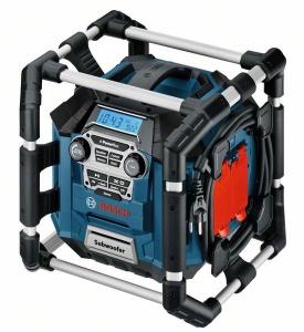 Radio da cantiere 18 v bosch gml 20 0601429700 - dettaglio 1