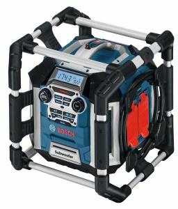 Radio da cantiere 18 v bosch gml 50 0601429600 - dettaglio 1