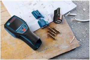 Bosch D-TECT 120 Rilevatore wallscanner senza batterie