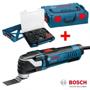 Bosch GOP 300 SCE Professional Utensile multifunzione set