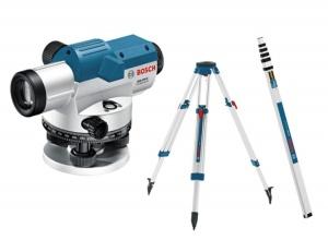 Bosch GOL 26 D + BT 160 + GR 500 Livella ottica