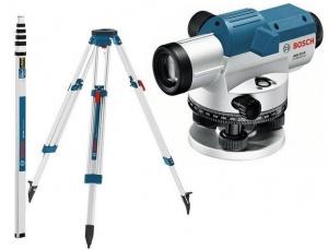 Bosch GOL 32 D + BT 160 + GR 500 Livella ottica