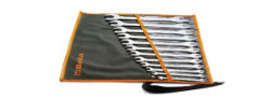Serie chiavi a forchetta Beta 55/B6 pz. 6