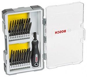 Bosch 2607017320 Set inserti pz 37 - dettaglio 1