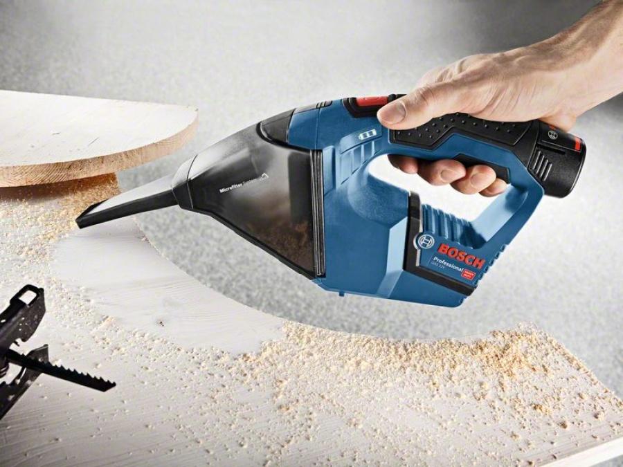 Bosch gas 12v aspiratore 06019e3000 senza batterie 06019e3000 - dettaglio 2