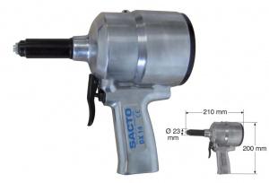 Rivettatrice pneumatica Sacto DX14 mm. 2,4-4,8