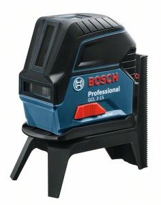 Livella laser combinata bosch 0601066e00 gcl 2-15 + rm1 - dettaglio 1