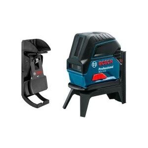 Livella laser combinata bosch 0601066e02 gcl 2-15 + rm1 + clip - dettaglio 1