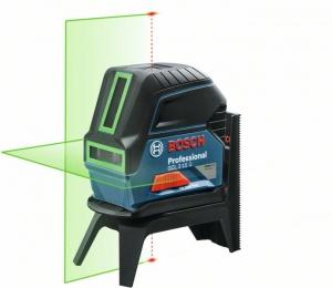 Livella laser combinata bosch 0601066j00 gcl 2-15 g + rm1 - dettaglio 1