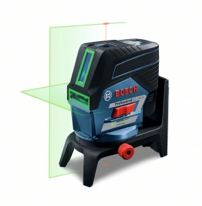 Livella laser bosch 0601066h00 gcl 2-50 cg + rm 2 - dettaglio 1