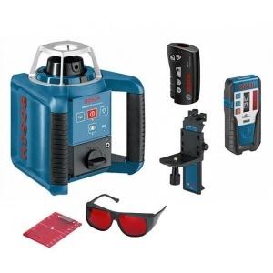 Livella laser rotante bosch 0601061501 grl 300 hv + lr 1 - dettaglio 1