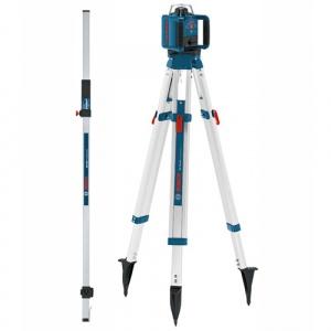 Livella laser rotante bosch 061599405u grl 300 hv + bt 170 hd + gr 240 - dettaglio 1
