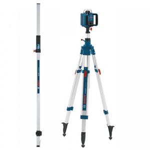 Livella laser rotante bosch 061599403y grl 300 hv + bt 300 hd + gr 240 - dettaglio 1