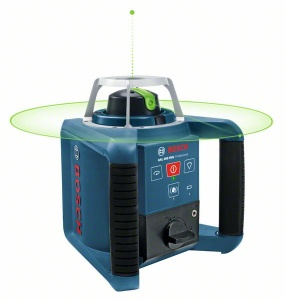 Livella laser rotante bosch 0601061701 grl 300 hvg + lr 1 - dettaglio 1