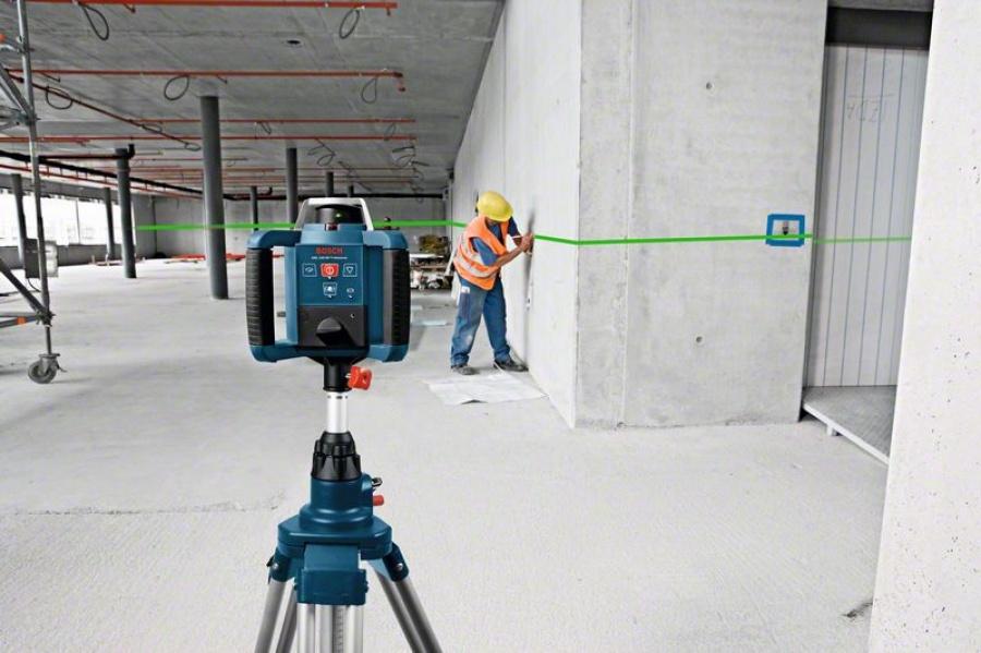Livella laser rotante bosch 0601061701 grl 300 hvg + lr 1 - dettaglio 3