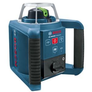 Livella laser rotante bosch 061599404b grl 300 hvg + bt 300 hd + gr 240 - dettaglio 1