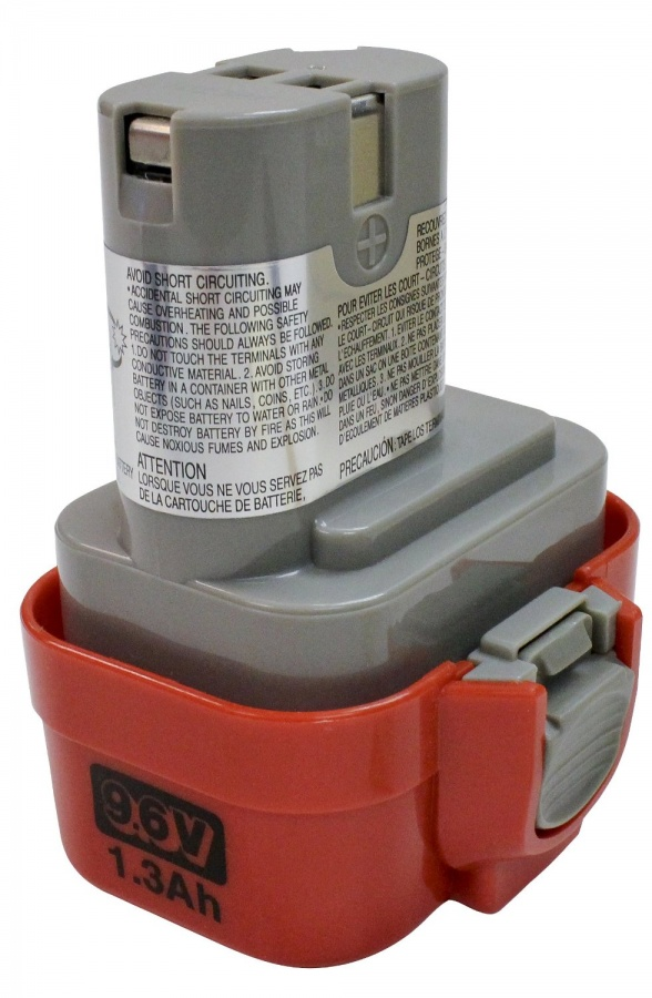 Batteria Ni-Cd 9,6 V Makita PA09