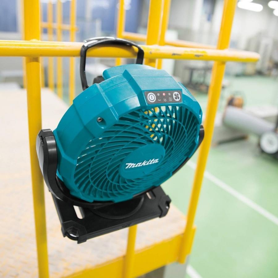 Ventilatore senza batterie makita cf100dz - dettaglio 2