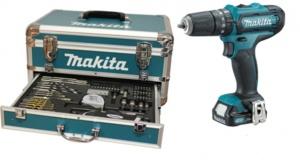 Makita HP331DSAX2 Trapano avvitatore a percussione 10,8v - hp331dsax2