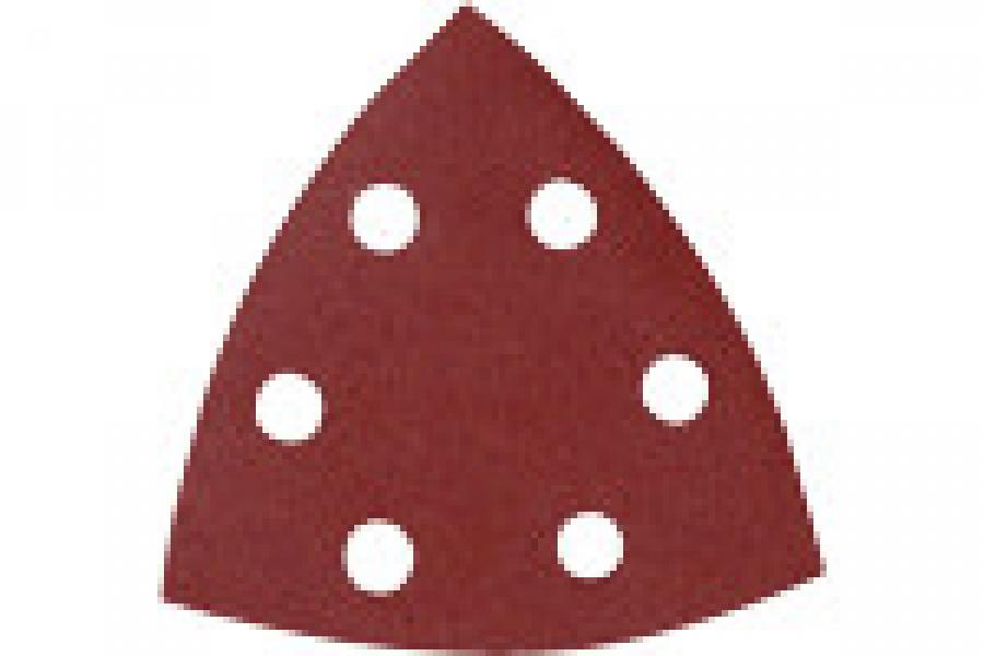 Disegno Carta abrasiva delta per levigatrice 94 mm - 50pz