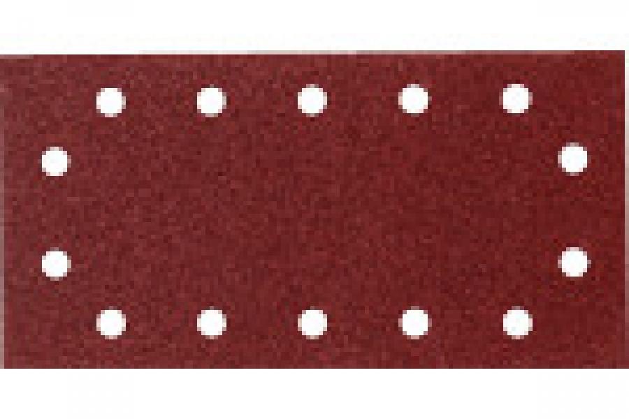 Disegno Carta abrasiva per levigatrice 115x229 mm - 10pz