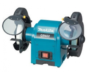 Mola da banco 250W Makita GB602 mm. 150