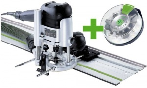 Fresatrice festool of 1010 ebq-set + box-of-s 8/10x hw 574384 - dettaglio 1