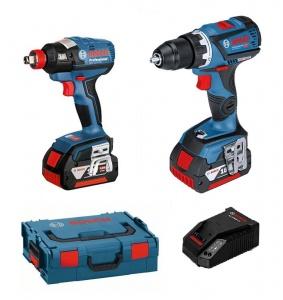 Bosch 0615990K05 Set avvitatori 18v