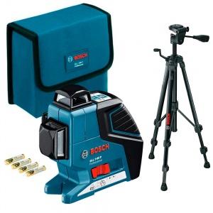Bosch GLL 3-80 + BT 150 Livella laser