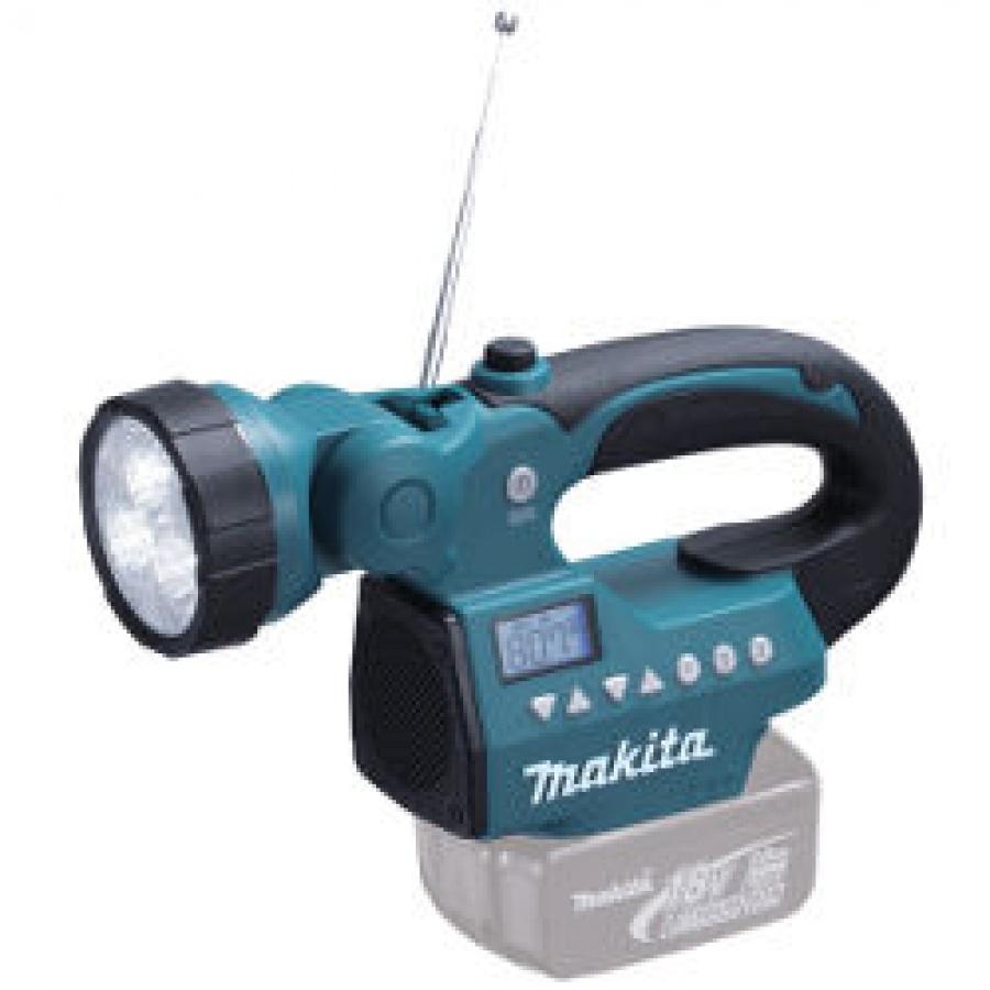 Radio c/Lampada Makita BMR050 14,4V 3,0Ah