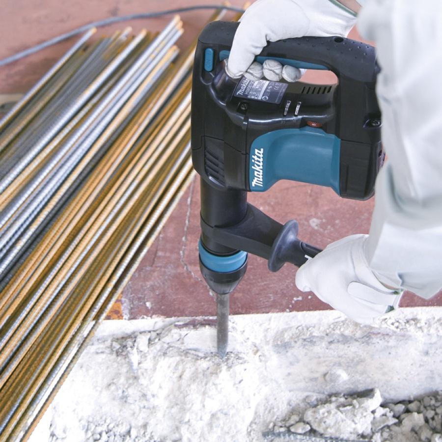 Utilizzo Demolitore 1110w Makita HM0870C kg. 5,1