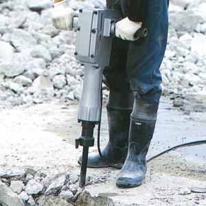 Utilizzo Demolitore 1240W 29,5J Makita HM1400 kg. 18,1