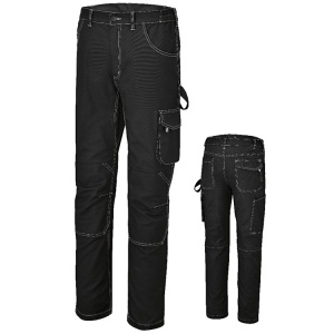 Beta Work 7880SC Pantaloni elasticizzati Slim Fit