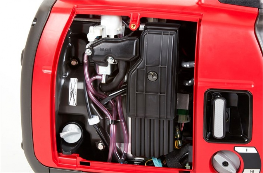 Honda EU22i Generatore di corrente - dettaglio 2