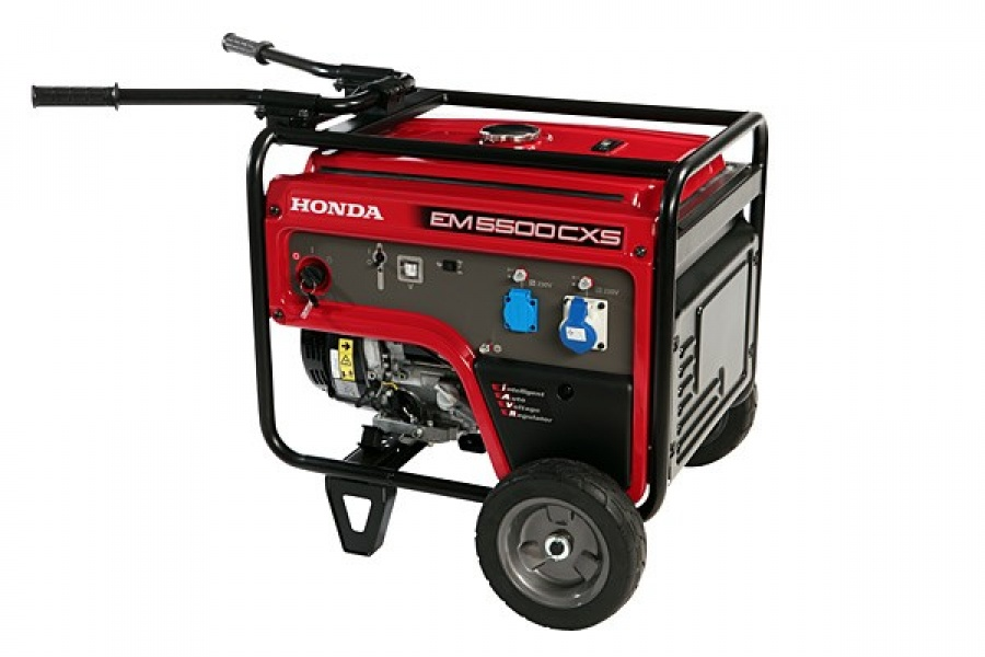 Honda EM 5500 CXS Generatore di corrente