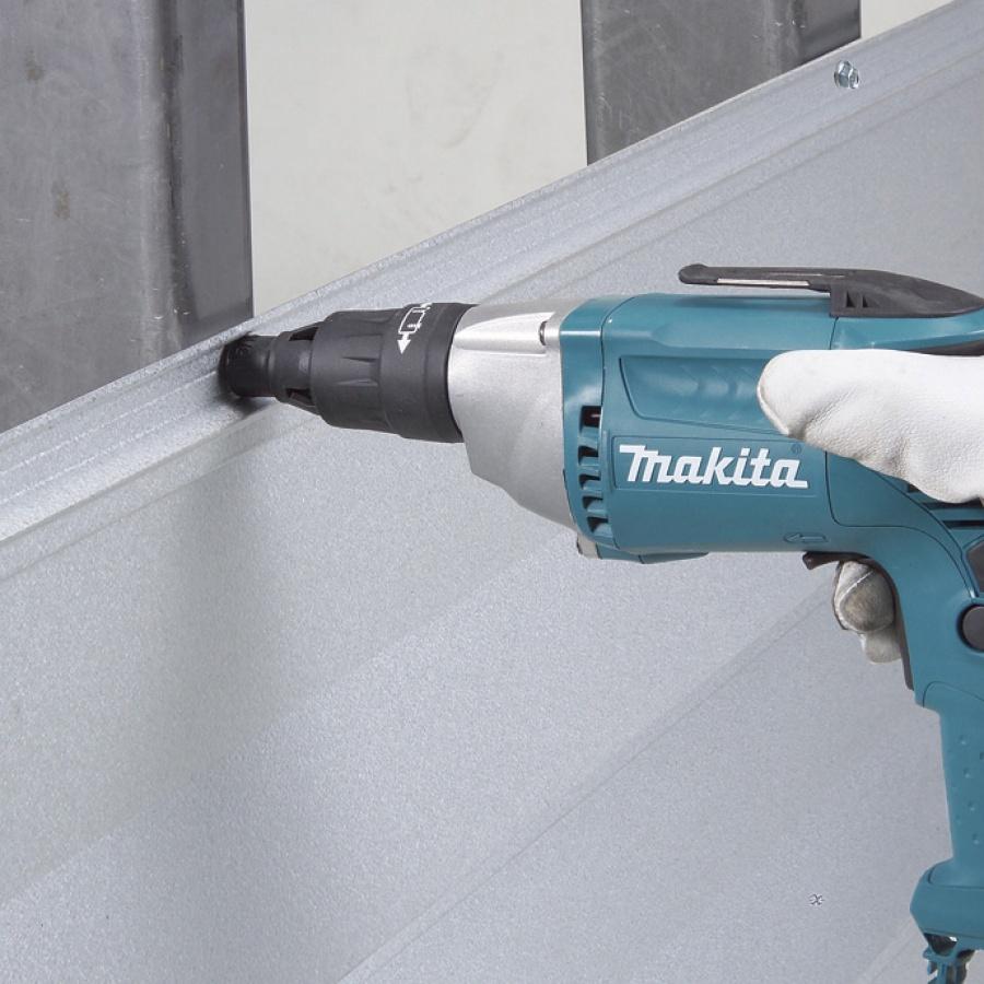 utilizzo Avvitatore per cartongesso Makita FS2500K 570w