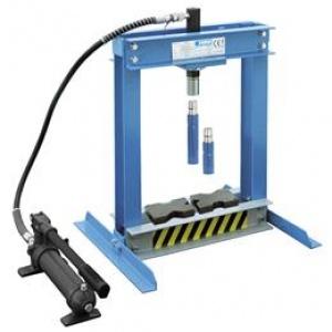 Fervi P001/04 Pressa manuale idraulica 4T