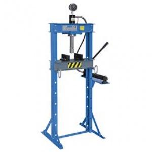 Fervi P001/20 Pressa manuale idraulica 20T