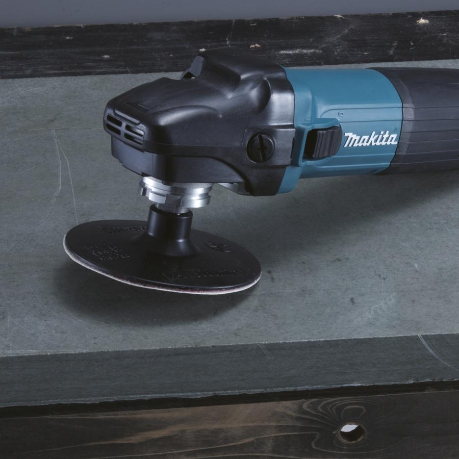 Utilizzo Levigatrice 1400w Makita SA5040C mm. 180