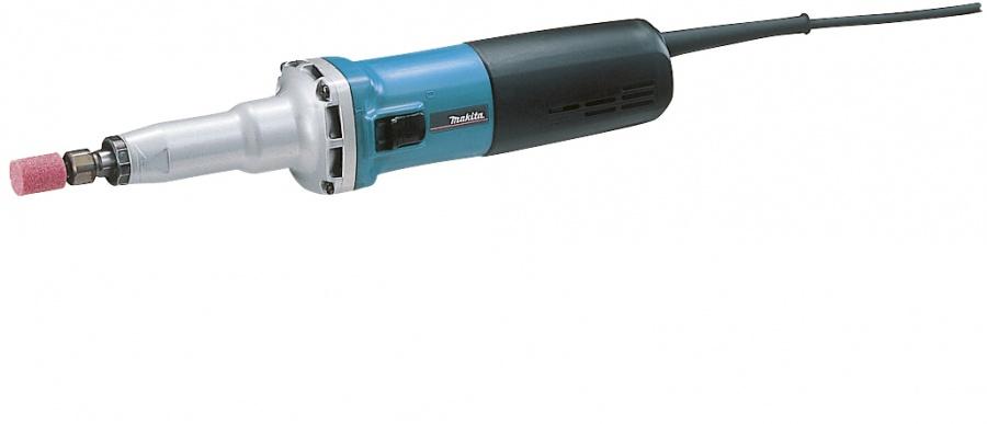 Smerigliatrice Diritta 750w Makita GD0800C gambo mm. 6
