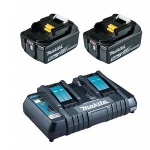 Makita DLM460PT2 Rasaerba a batteria 36v - dettaglio 3