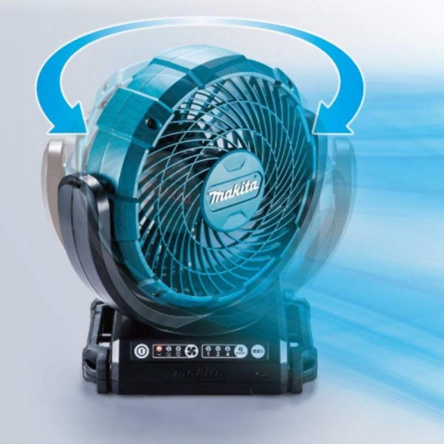 Makita CF101DZ Ventilatore 10,8 v - cf101dz